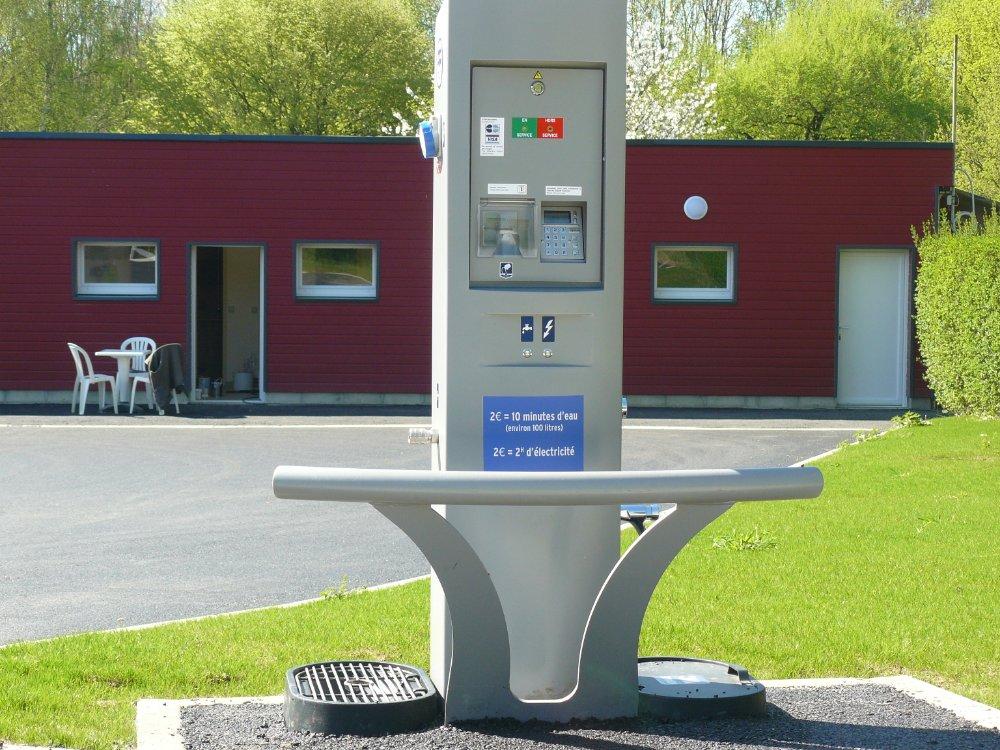 Aire camping-car à Juvigny-sous-Andaine (61140) - Photo 1